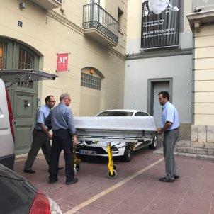 Dalí Exhumació