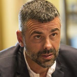 Conseller Cultura Santi Vila - Sergi Alcàzar