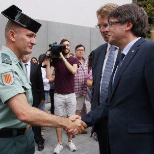 Puigdemont Tortosa Guàrdia Civil (Jordi Bedmar)