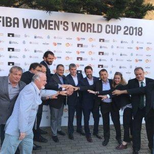 Mundial Bàsquet Femení Tenerife 2018 FEB