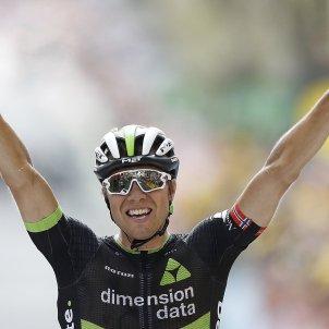 Edvald Boasson Hagen Tour França Efe