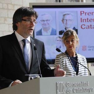 Puigdemont premi EFE