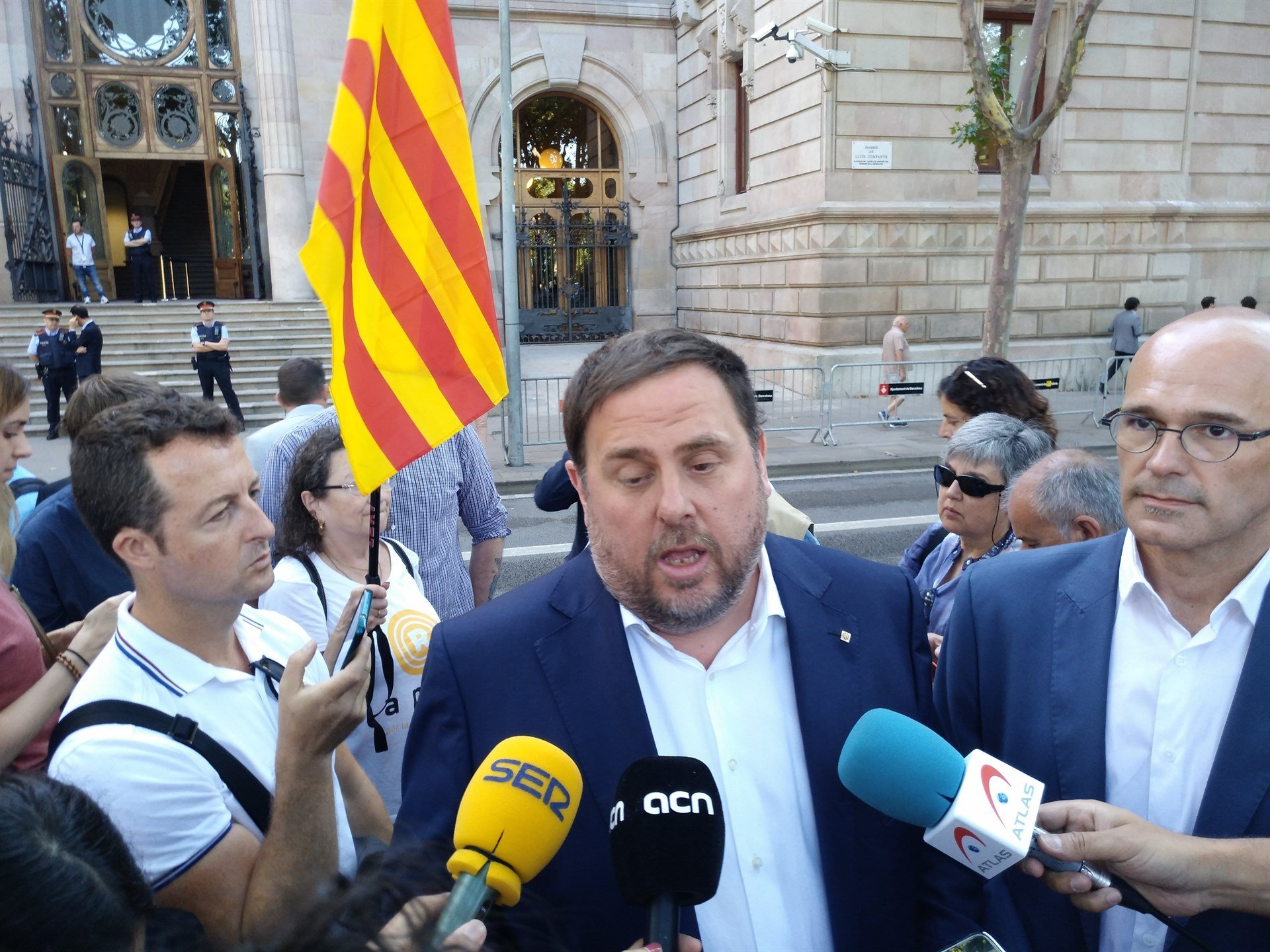 junqueras europa press