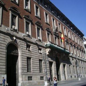Antigua  real Casa de la Aduana Ministerio de Hacienda Raystorm