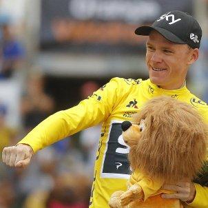 Chris Froome victòria contrarrellotge Tour   EFE
