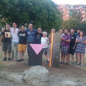 monument LGTBI