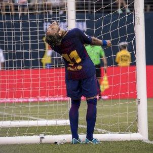 Neymar JR EEUU Barça pretemporada Juventus   EFE