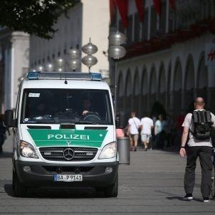 Munich EFE policia