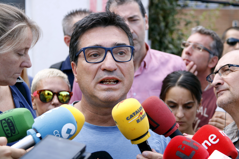 Pere Ramon comitè metro acn