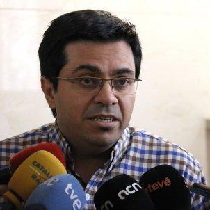 Gerardo Pisarello, primer tinent d'alcalde de Barcelona / ACN