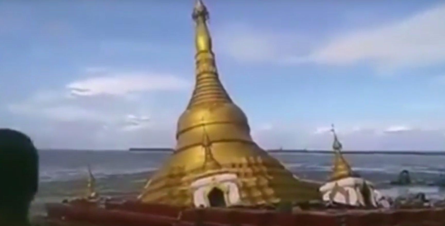Pagoda budista