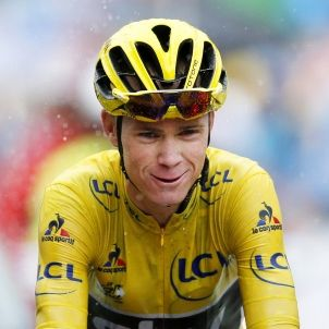 Chris Froome campió Tour Efe