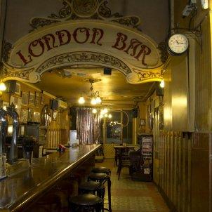 London bar jesús atienza