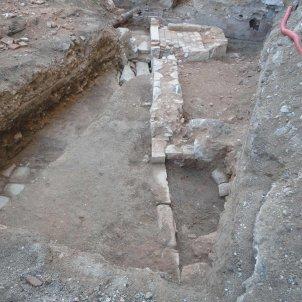 Barri Rivera Born. Arqueologia Ajuntament Barcelona