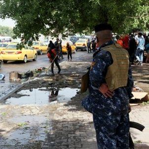 Bagdad attack - EFE