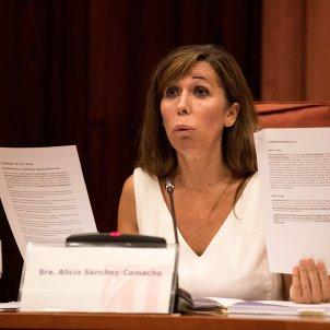 Comissió d'investigació de l'operació catalunya; Alicia Sánchez Camacho; Laura Gómez (10)