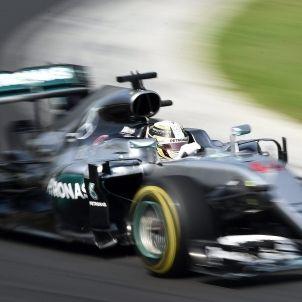 Hamilton GP Alemanya   EFE