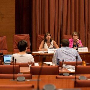 Comissió d'investigació de l'operació catalunya; Alicia Sánchez Camacho; Laura Gómez (4)