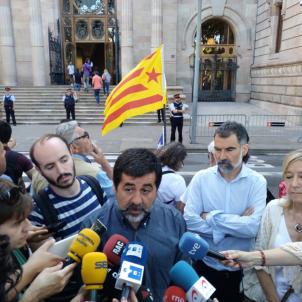 Jordi Sánchez Europa Press