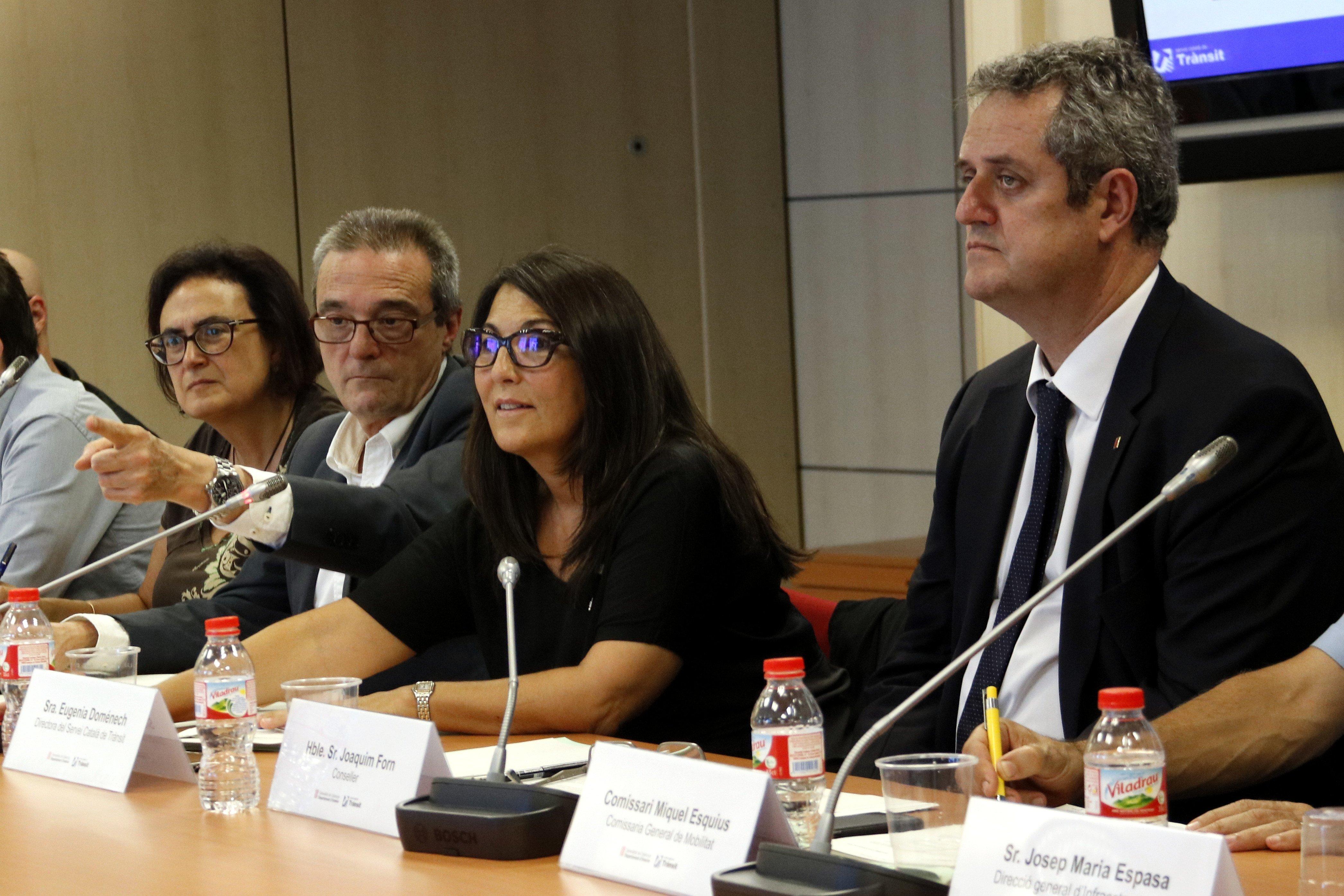 Servei Català de Trànsit Forn Domènech / ACN