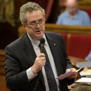 Joaquim Forn Parlament   Laura Gómez