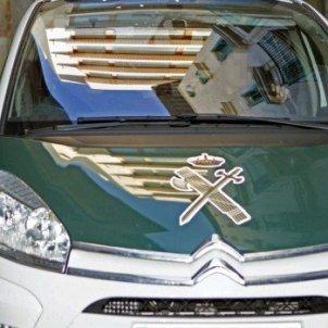 guardia civil cotxe