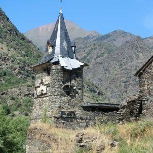 Torre de les Bruixes d'Alins. Arnaucc. Viquipèdia