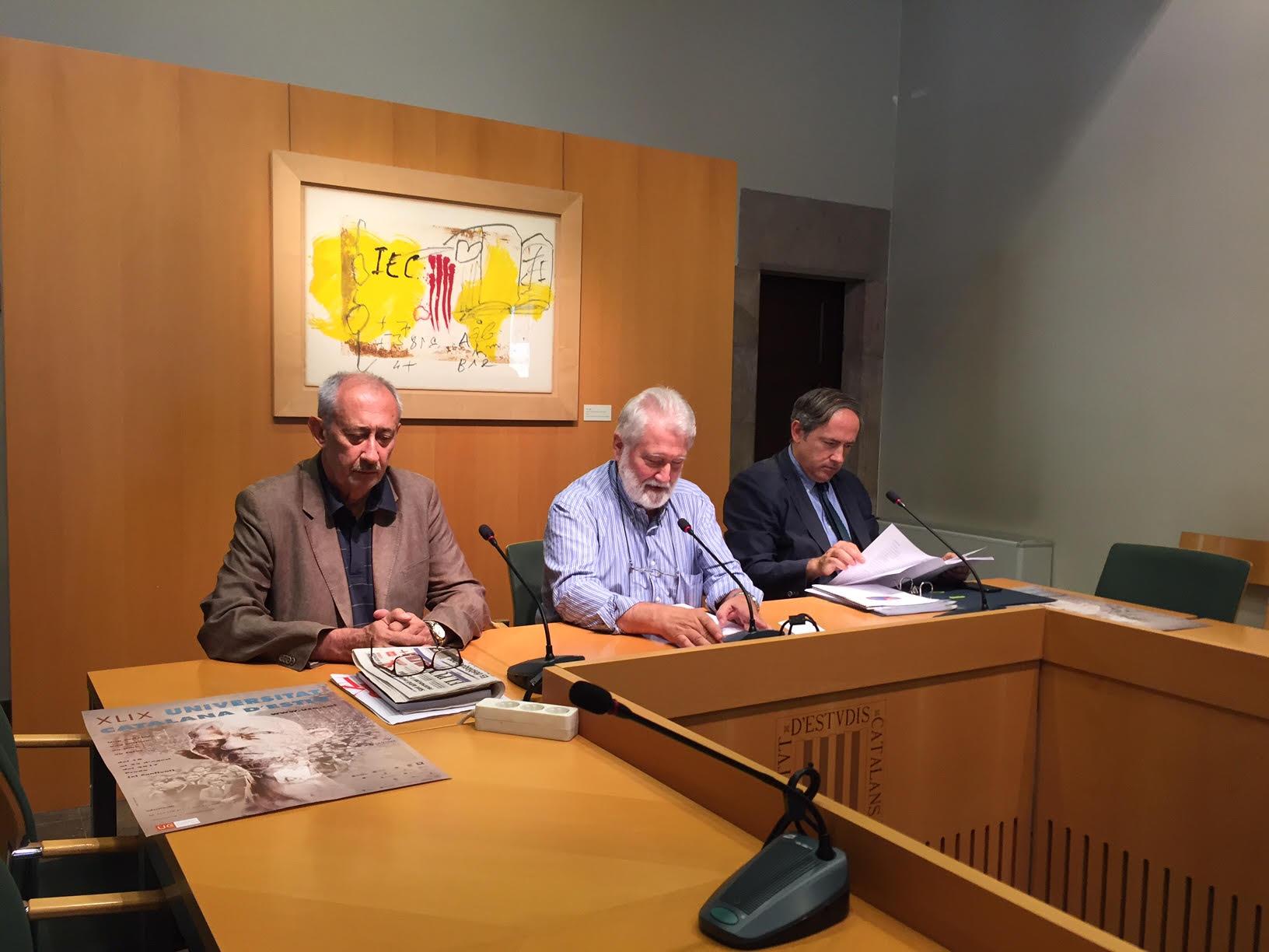 Universitat Catalana d'Estiu 2017 / AA