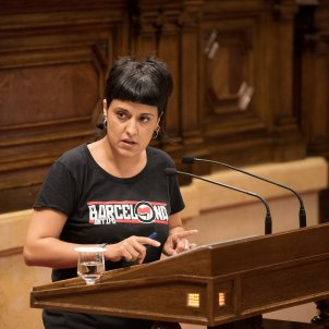 Anna Gabriel Parlament   Laura Gómez