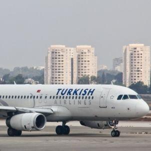 Turkish Airlines   Airbus A320 232   Tel Aviv Ben Gurion   TC JPA 1234