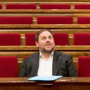 Parlament Junqueras  Laura Gomez