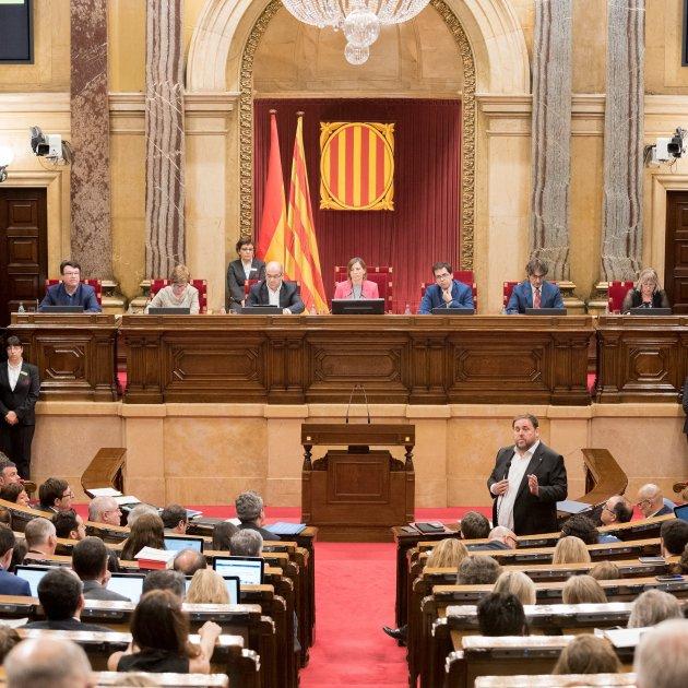 Ple Parlament Catalunya Laura Gomez 28