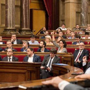 Ple parlament - Laura Gomez