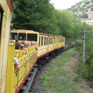 Tren groc. Cristian Bortes. Flickr