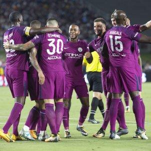 Manchester City Reial Madrid pretemporada   EFE