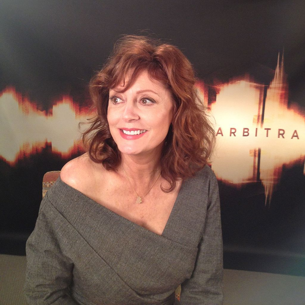 Susan Sarandon Wikimedia Commons