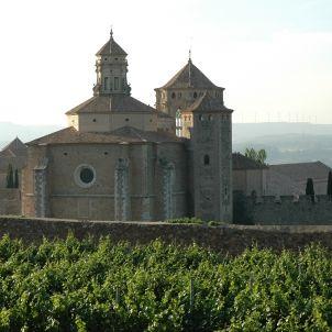 Ruta del Cister. Poblet. Josep Renalies. Viquipèdia