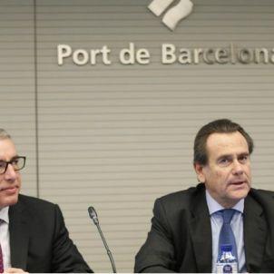 Sixte Cambra-President-Port de Barcelona-efe