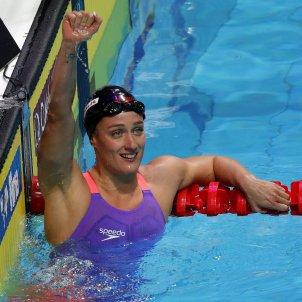 Mireia Belmonte 800 metres Mundial Natació Budapest   EFE