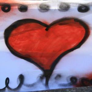 Cor Amor Love Indignats (Núria)