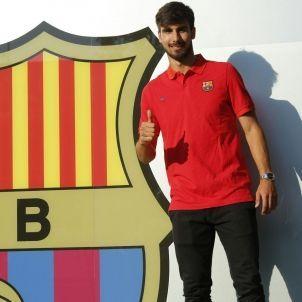 André Gomes Barça Sergi Alcàzar