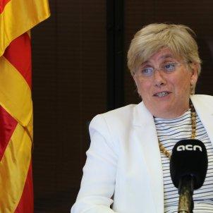 Clara Ponsatí - ACN
