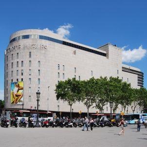 El Corte Inglés Barcelona Plaça de Catalunya 2013