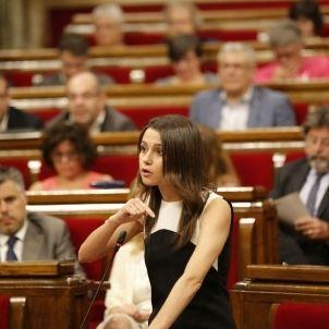 Arrimadas - Parlament - Sergi Alcàzar