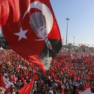 Turquia periodistes EFE