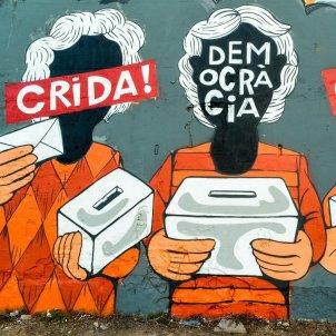 omnium democràcia