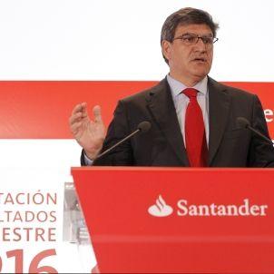 José Antonio Álvarez Banco Santander Efe