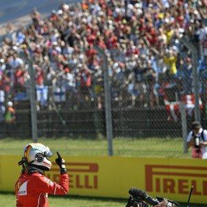 Sebastian Vettel victoria Hongria F1   EFE