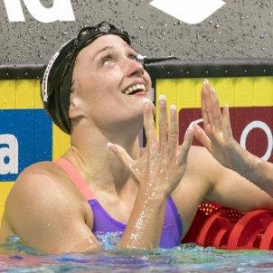 Mireia Belmonte Mundial Natació Budapest 400 metres   EFE