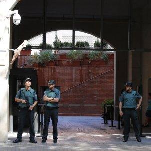 Caserna Guàrdia Civil Tr.Gràcia  Sergi Alcàzar